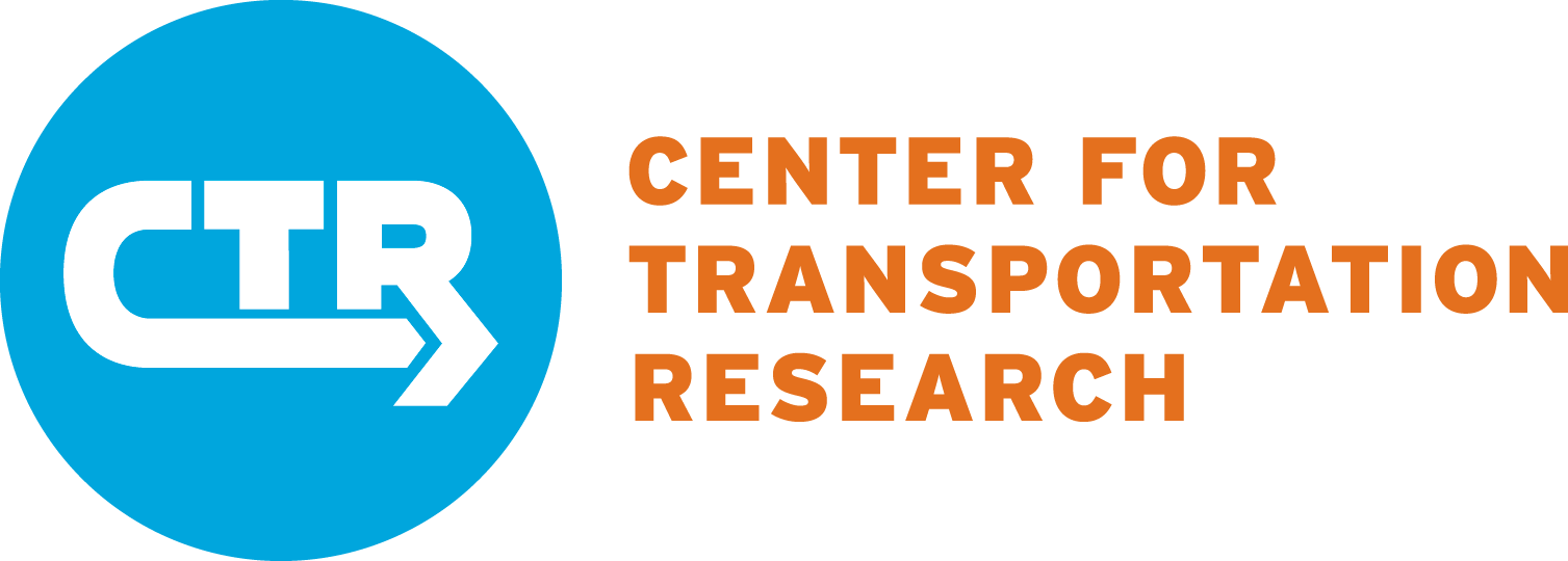 Center for Transportation Research logo