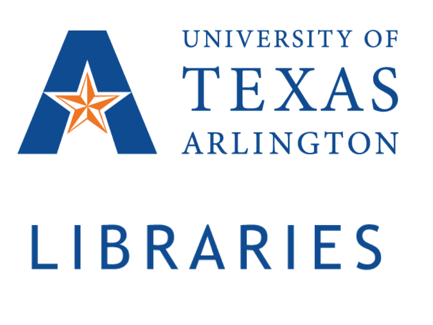 UTA Libraries Dataverse logo