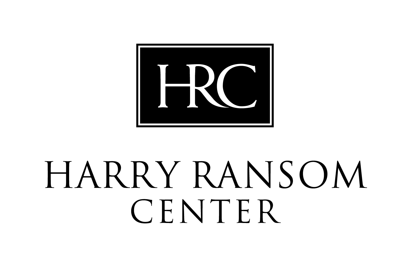 Harry Ransom Center logo