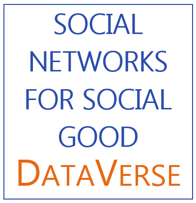 Social Networks for Social Good Dataverse logo