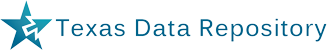 Texas Data Repository Dataverse homepage